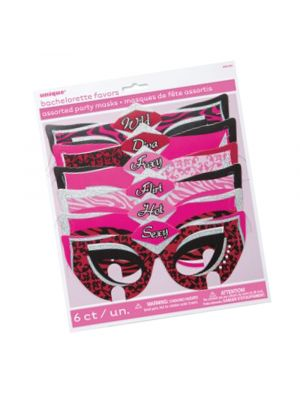 Bachelorette Hens Party Masks