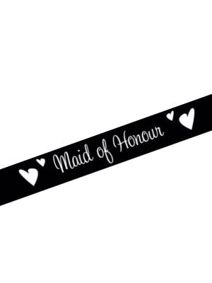 Maid of Honour Sash