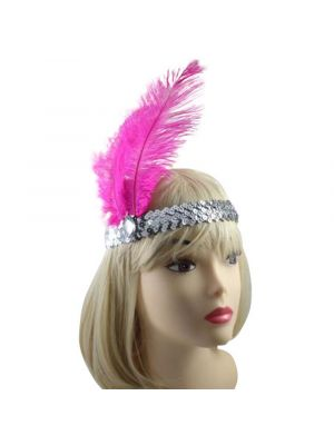 Hens Night Flapper Headbands