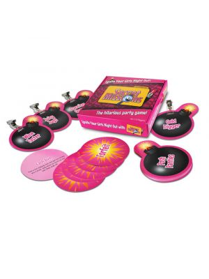 Secret Missions Hens Party Game
