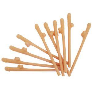 Skin Willy Straws