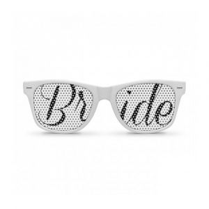 Bride Wayfarer Sunglasses