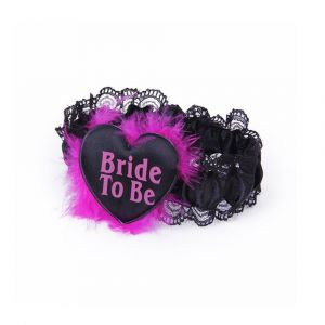 Hens Night Bride to Be Garter