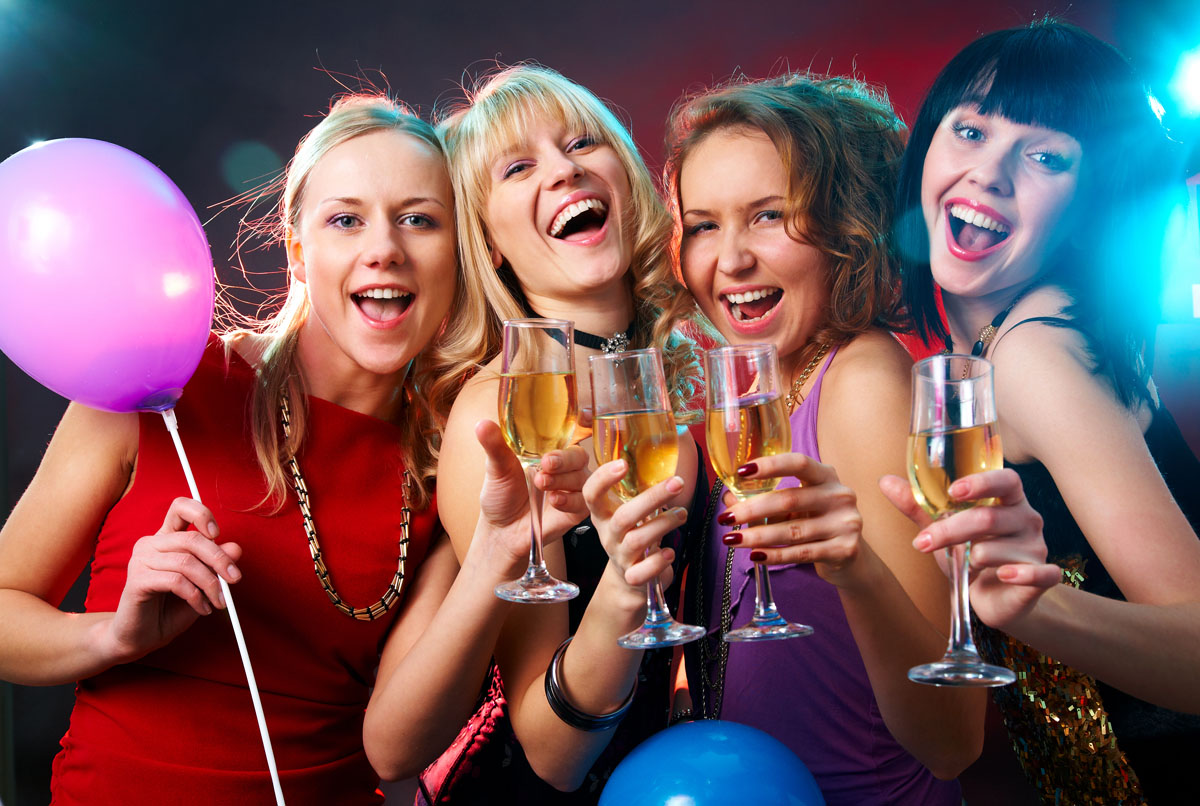 Why a Bachelorette Bash Trumps a Bachelor's Party