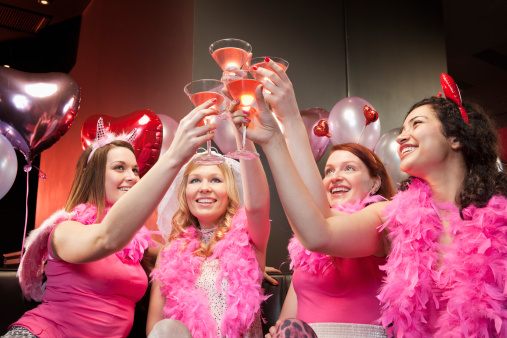 5 tips for the perfect Hen Party