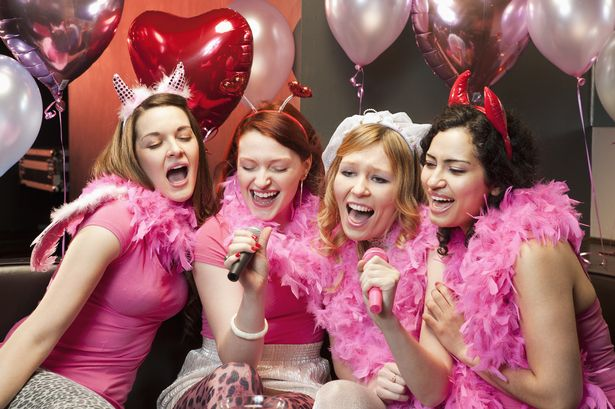 Hen Night Party Favour Ideas
