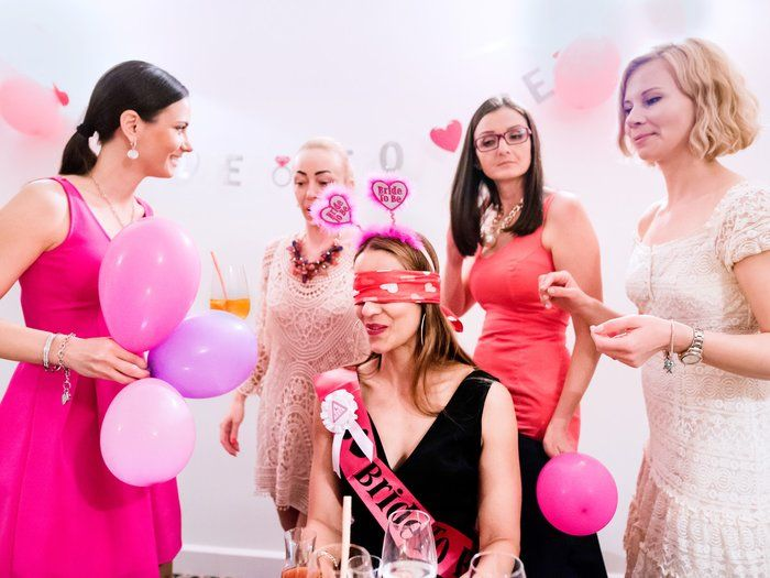 Hens Night vs. Bridal Shower