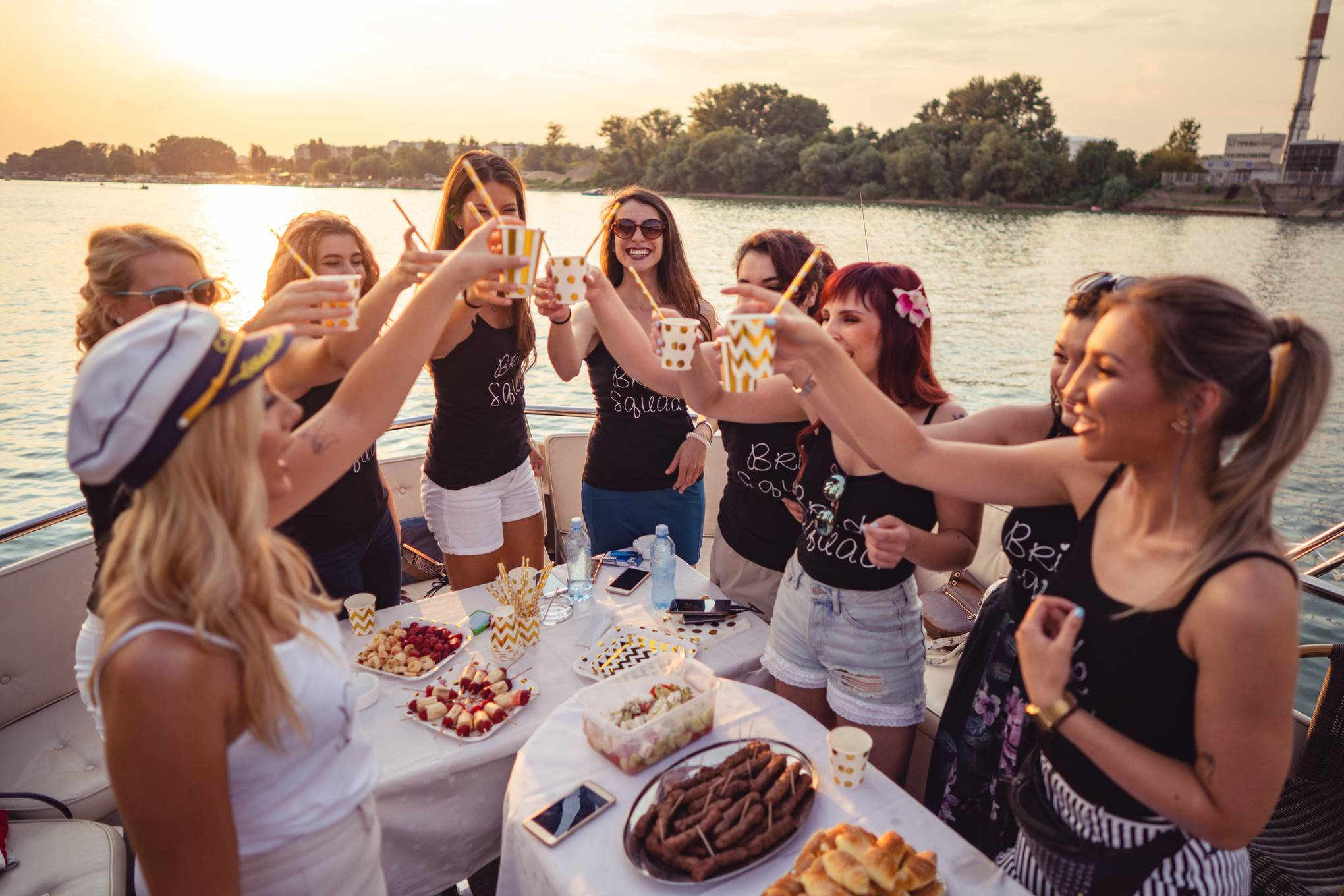 Where Should You Have Your Hens Night?