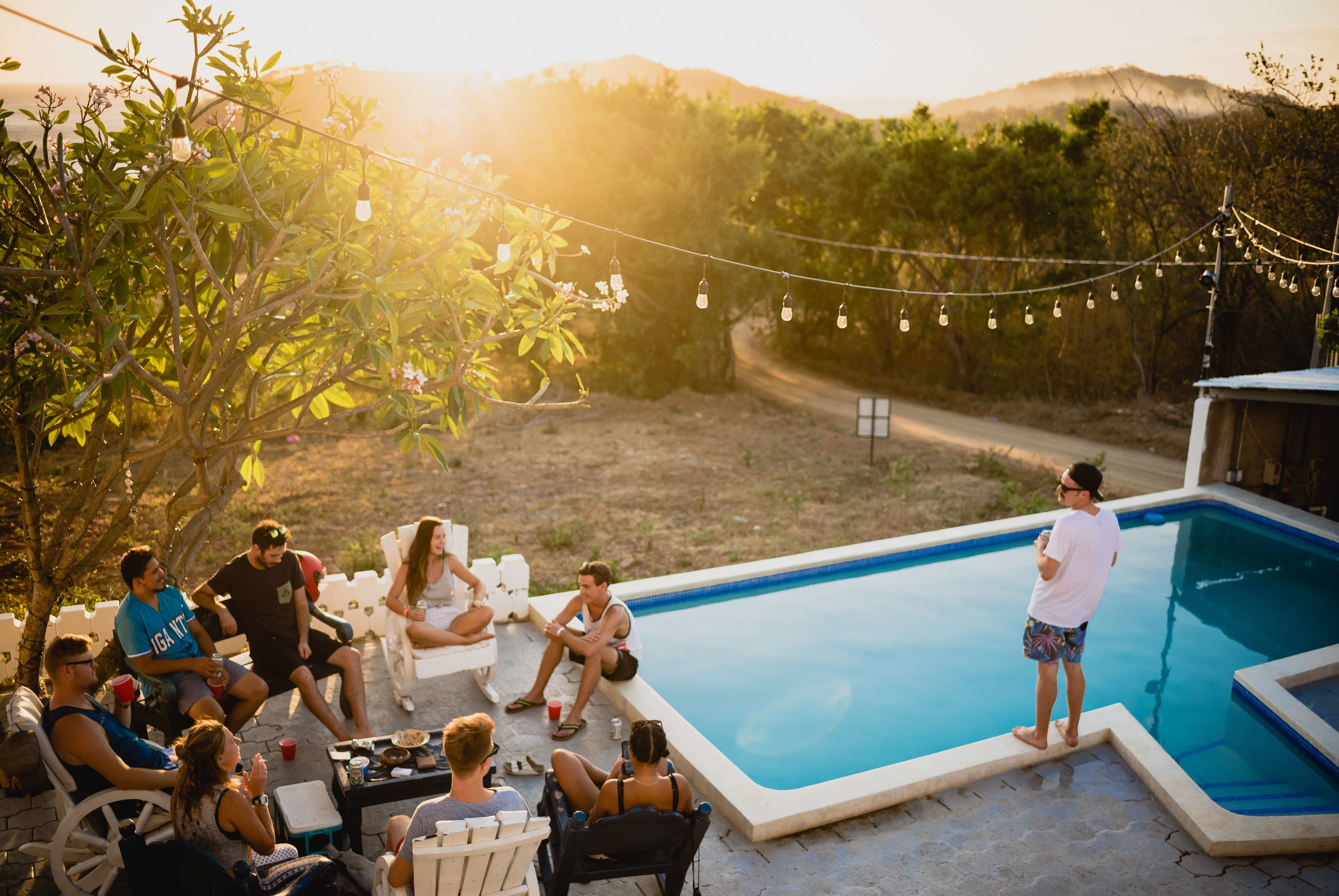 How to Host a Summer Time Hens Party?